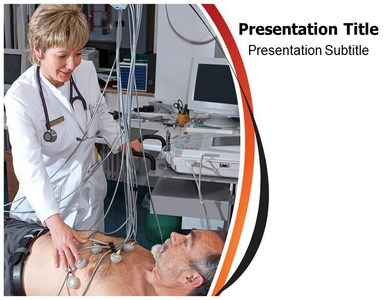 Cardiology Diseases Powerpoint Templates