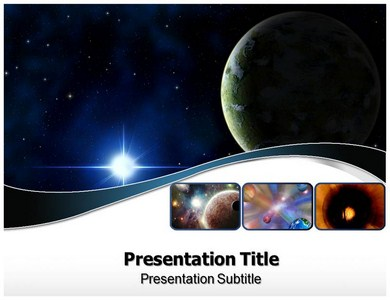 Universe Projects Powerpoint Templates