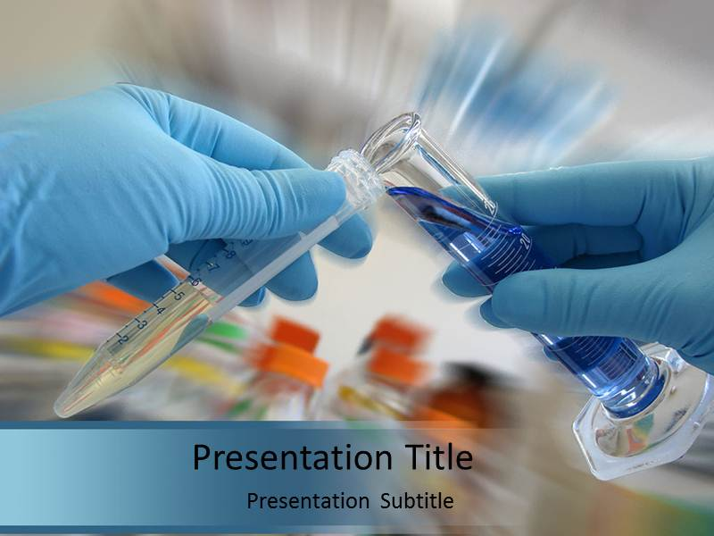 Chemical research powerpoint templates medical research powerpoint download toneelgroepblik Choice Image