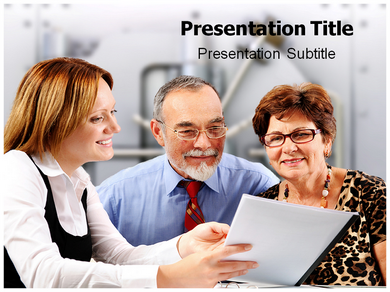 Retail Banking Powerpoint Templates
