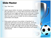 Soccer Cup powerPoint templates