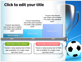 Soccer Cup powerPoint themes