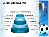 Soccer Cup powerpoint slides download