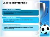Soccer Cup powerpoint download