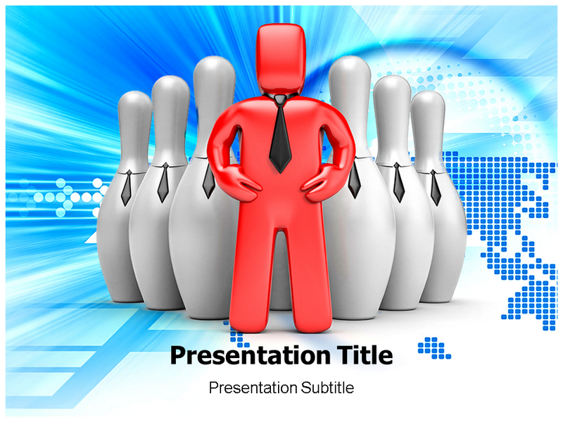 Corporate Leadership Powerpoint Templates
