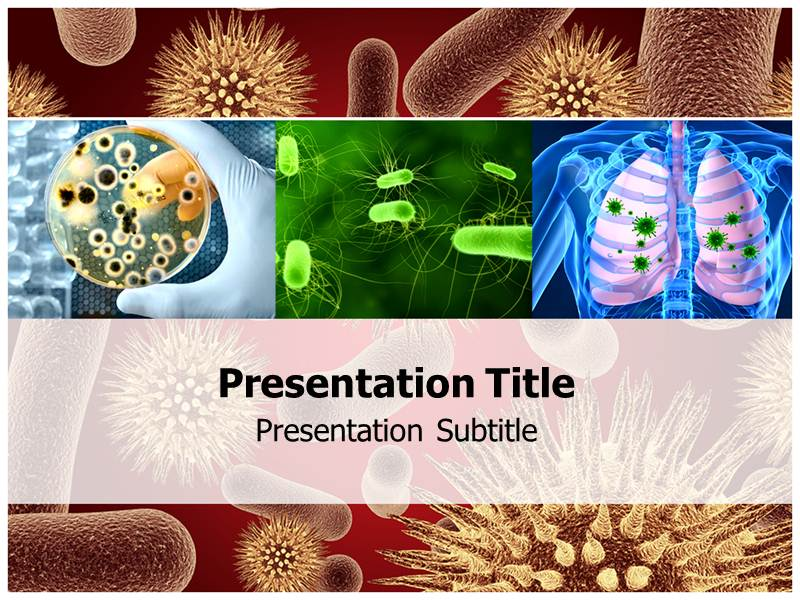Infectious disease Powerpoint Templates | infectious disease ...
