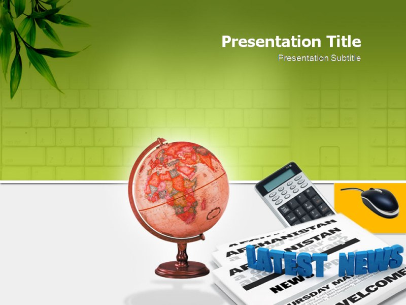 Mass Spectrometry Powerpoint Templates