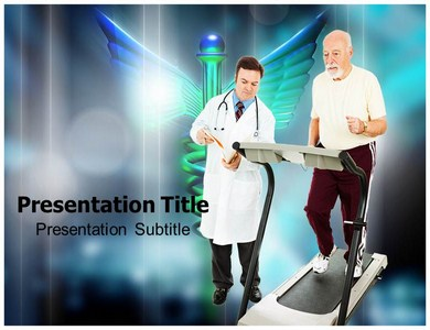 Exercise Stress Test Powerpoint Templates