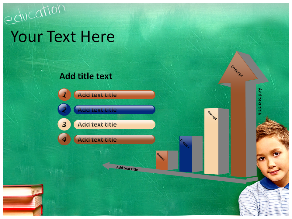 Education 1 Powerpoint Templates