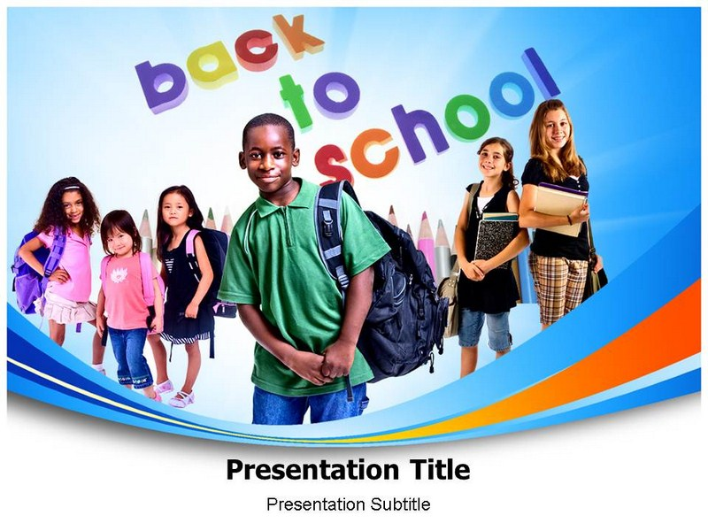 Back to School Bundle Powerpoint Templates