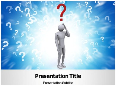 Question Powerpoint Templates