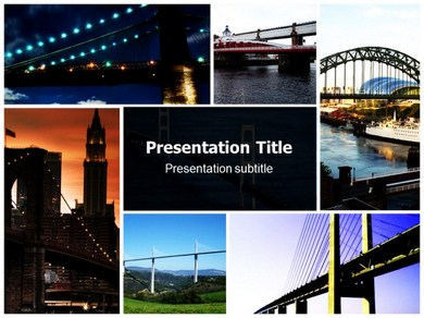 Bridge Online Powerpoint Templates