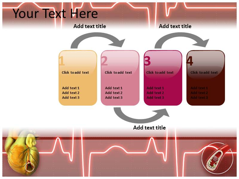 Acute Coronary Syndrome Templates For Powerpoint
