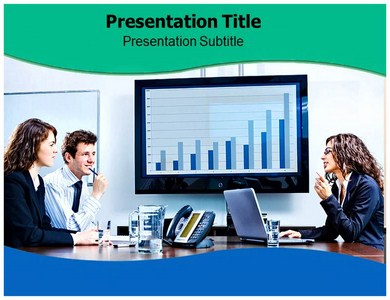 Project Manager Powerpoint Templates