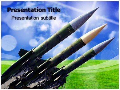 Missile Powerpoint Templates