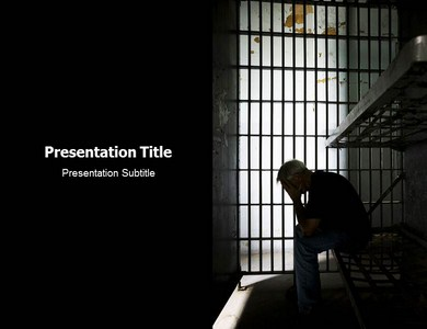 Cage Powerpoint Templates