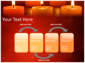 Votive Candles powerPoint themes