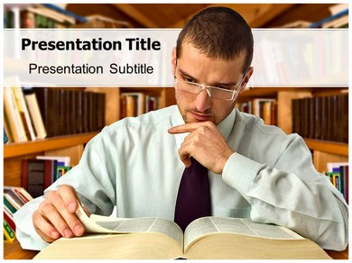 Literature Review Powerpoint Templates
