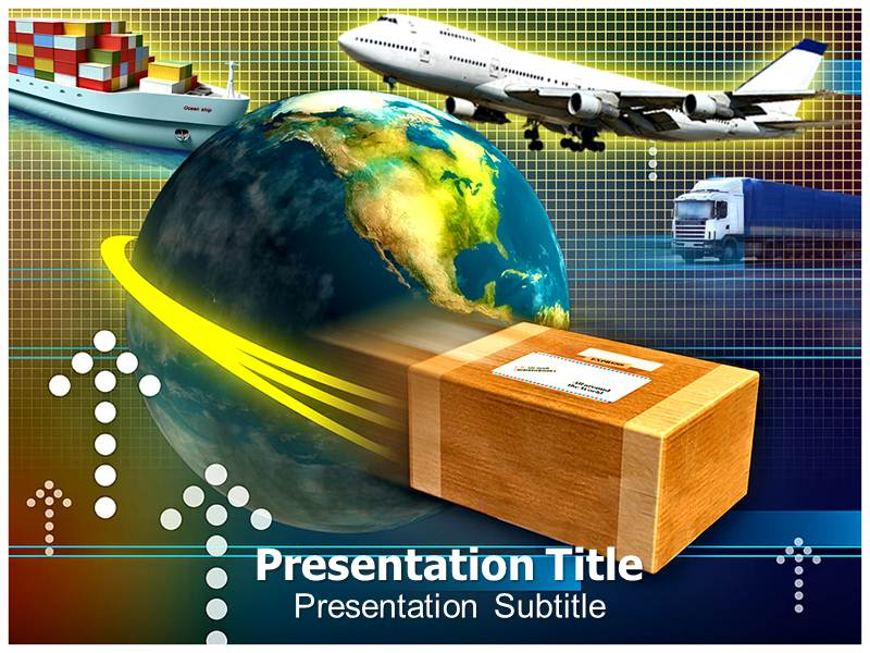 Export Powerpoint Templates