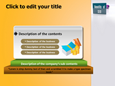 SEO Benefits powerPoint themes