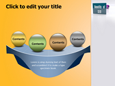 SEO Benefits powerpoint theme download