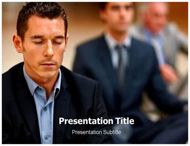 Stress Management Tools Powerpoint Templates