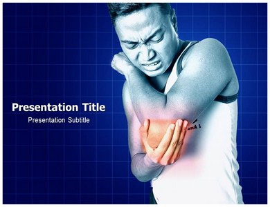 Cubital Tunnel Syndrome Powerpoint Templates