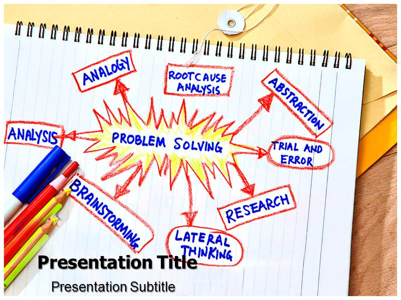 Problem Solving Templates For Powerpoint