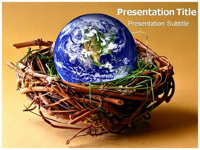 Conservation Powerpoint Templates