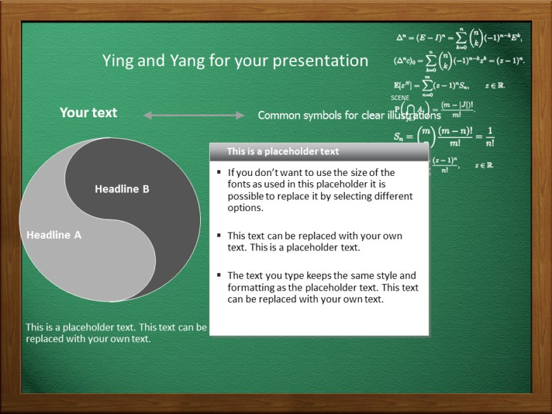 Basic Probability Theory Powerpoint Templates
