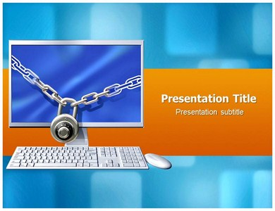 Computer security ppt powerpoint templates computer security computer security lock powerpoint templates toneelgroepblik Image collections