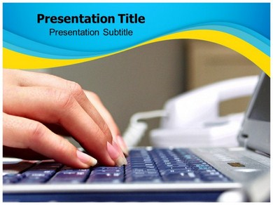 Basic Hardware Powerpoint Templates