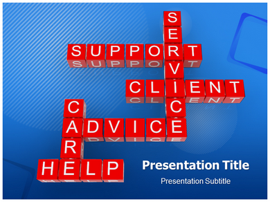 Customer Support Importance Powerpoint Templates
