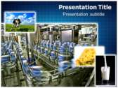 dairy Powerpoint Templates