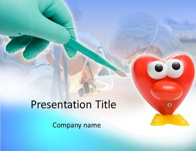 Heart Surgery Powerpoint Templates