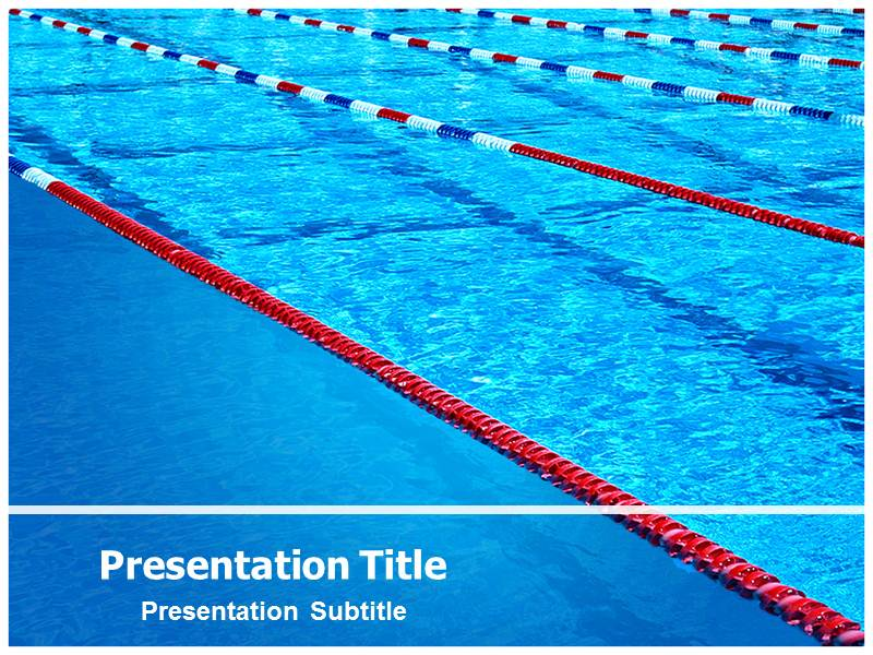 Competition Pool Powerpoint Template Powerpoint Backgrounds Powerpoint Slide