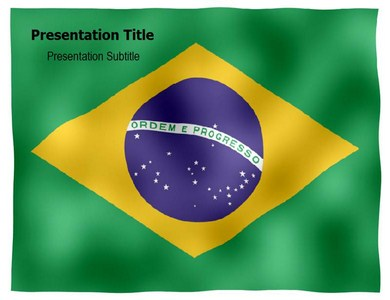 Brazil 1 Powerpoint Templates