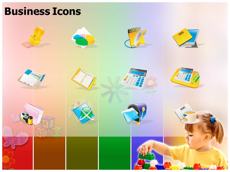 Pre School Preparation Powerpoint Templates