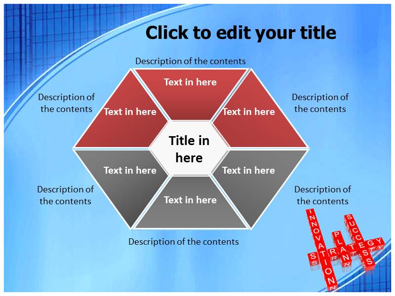 Strategy Success Powerpoint Templates