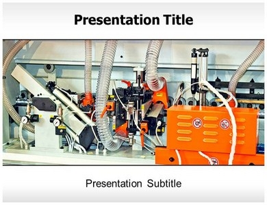 Machinery Powerpoint Templates