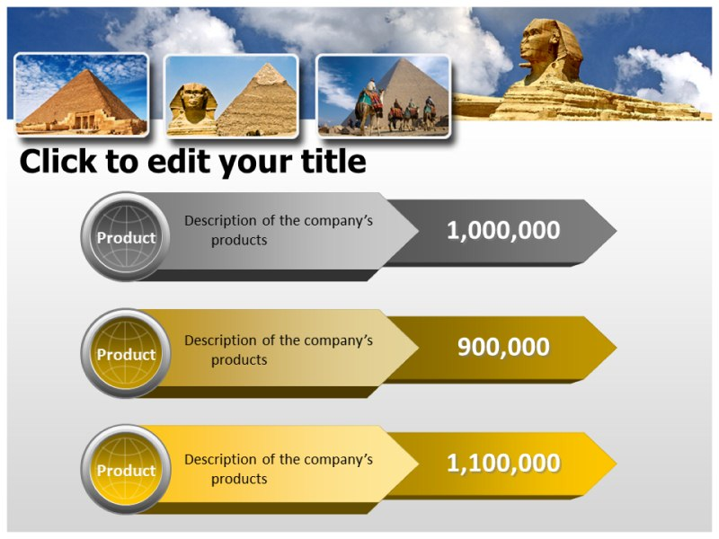 Sphinx Powerpoint Templates
