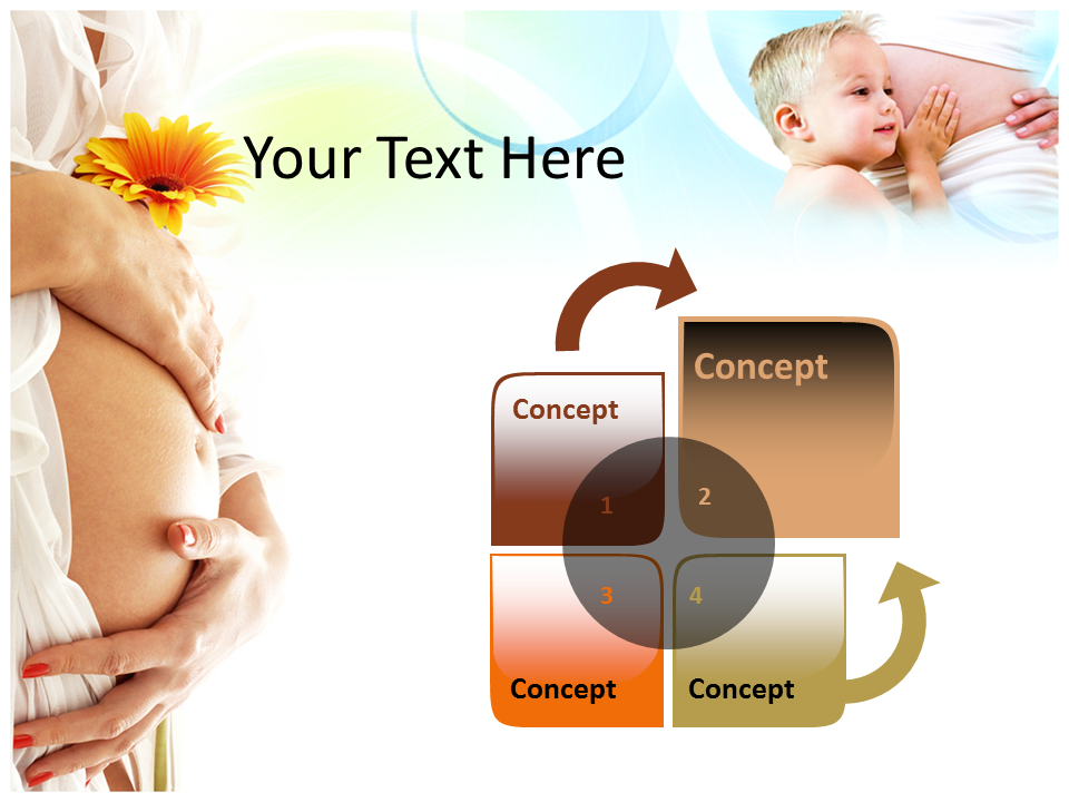 Conception pregnancy powerpoint templates slideworld my toneelgroepblik Image collections