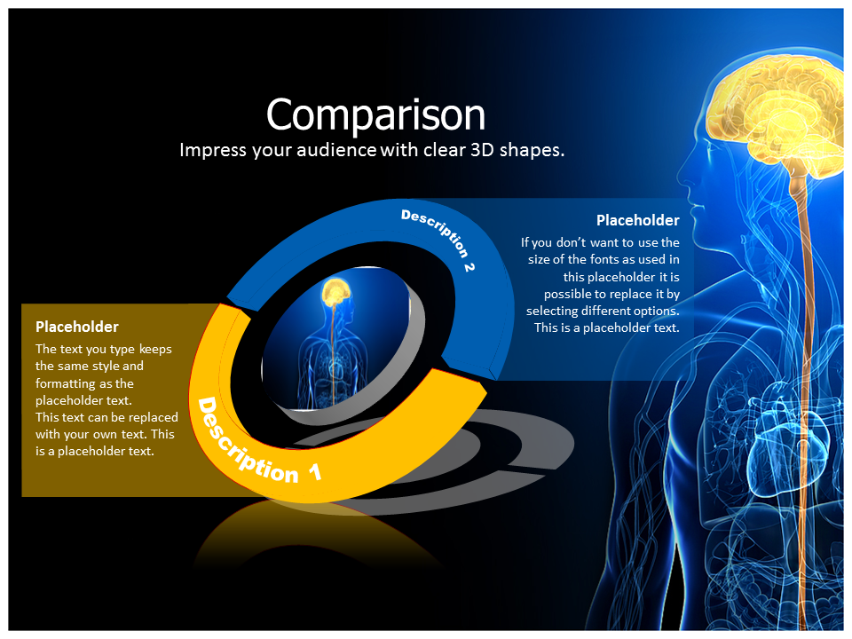 Neurological disease powerpoint templates neurological disease download toneelgroepblik Image collections