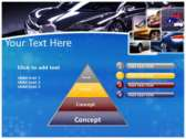 Luxury Vehicle ppt themes template