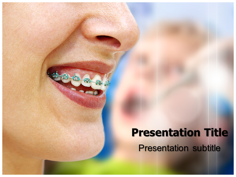 Free orthodontics ppt powerpoint templates powerpoint background my toneelgroepblik Gallery