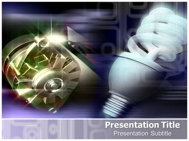 Alternator Powerpoint Templates