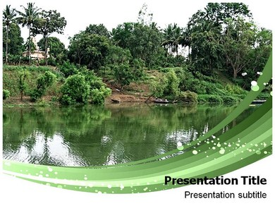 Indian River Powerpoint Templates