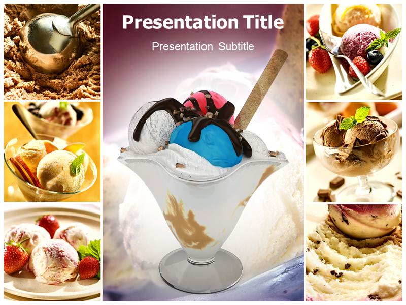 ice cream powerpoint ppt template ice cream ppt template