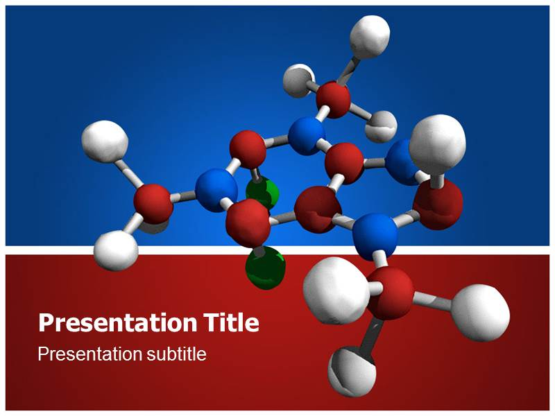 organic chemistry (ppt) powerpoint templates | organic chemistry, Modern powerpoint
