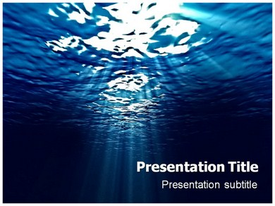 underwater Powerpoint Templates